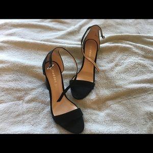 Steve Madden open toe heels(NWOT)
